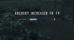 The-Elder-Scrolls-V-Skyrim-Train-Archery-Master-Buy-level-up