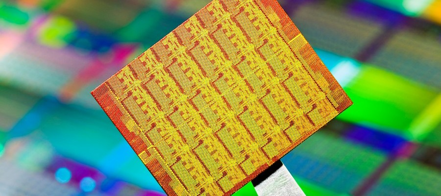 Wafer Intel