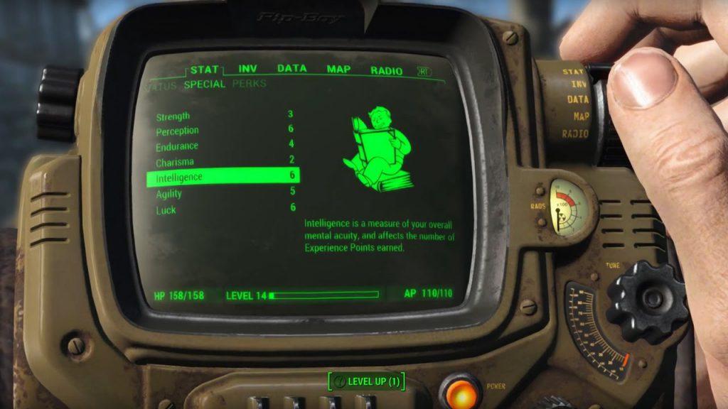 Fallout-4 Pip-Boy