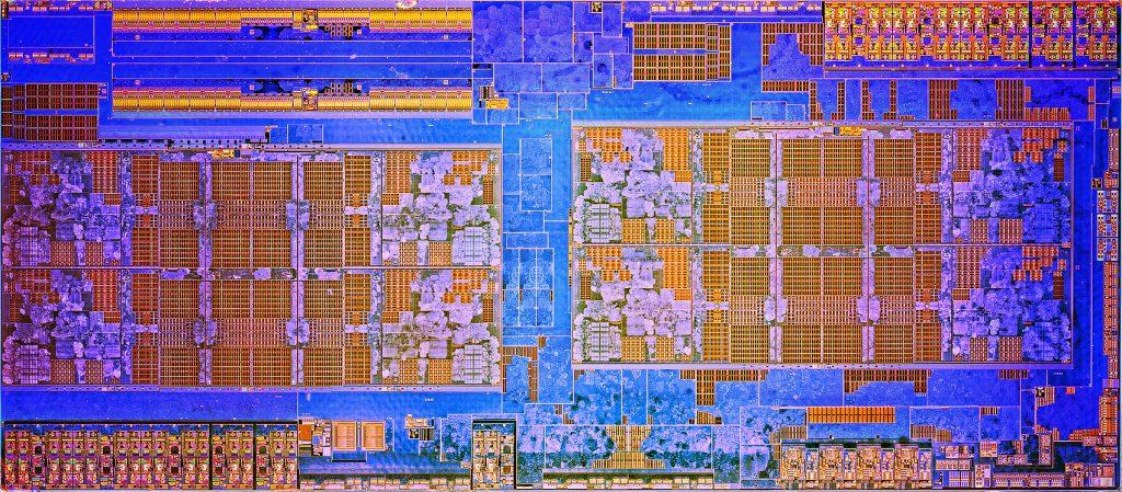 Die AMD Ryzen